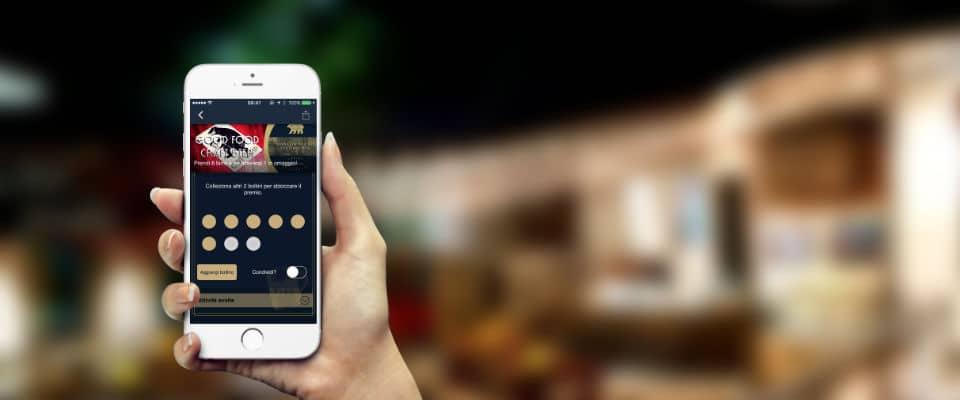 programma fedeltà con le applicazioni mobili