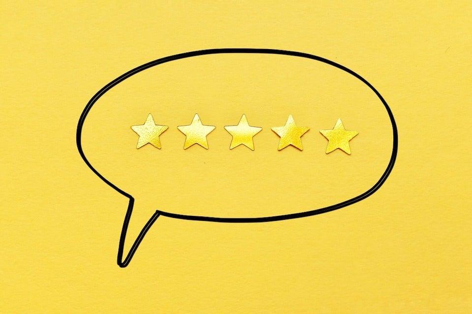 Le recensioni sono fondamentali per il business