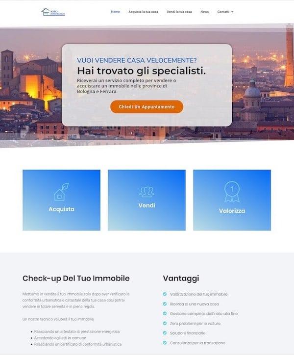Siti Web per immobiliari