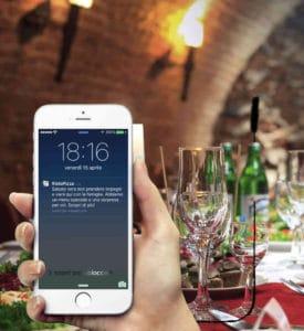 marketing per ristoranti con applicazioni mobili
