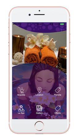 Esempio di sito web Mobile in versione per smartphone utile ad aumentare retention e vendite