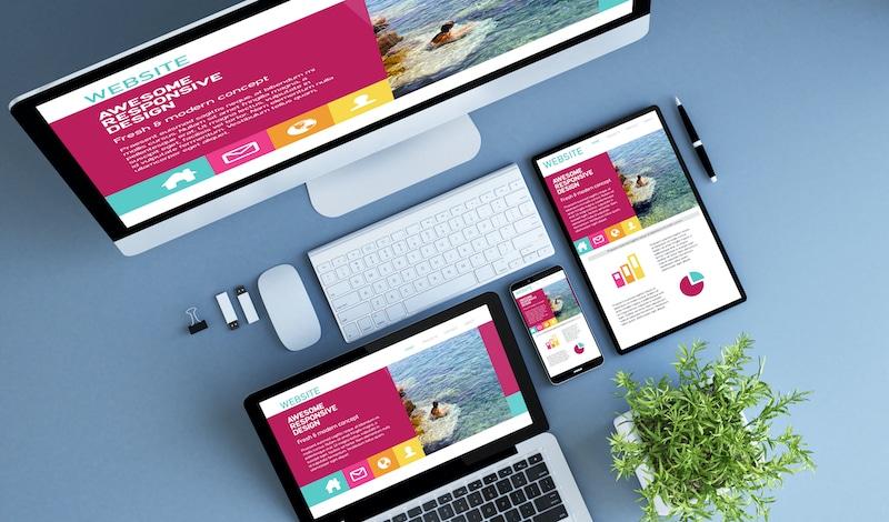 Realizzazione di siti web e Landing Page