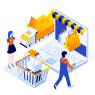 Ecommerce + app per il negozio