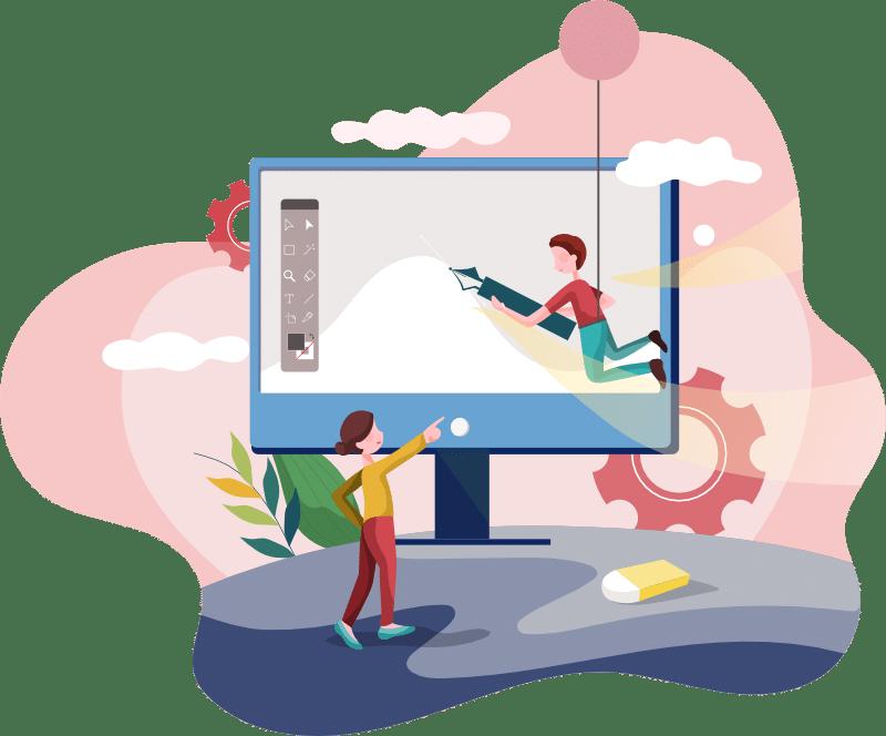 Siti web premium - progetto della struttura bk