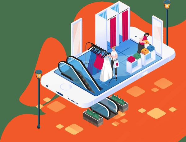 Applicazioni mobili per attività commerciali