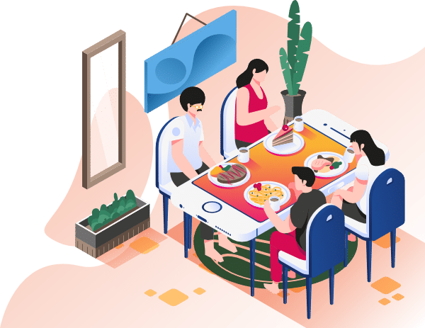 Applicazioni mobili per ristoranti e pizzerie