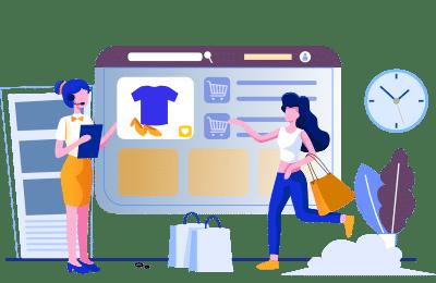 Ecommerce e App sincronizzate